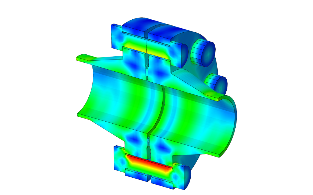 Modelling of Bolted Flanged Connections