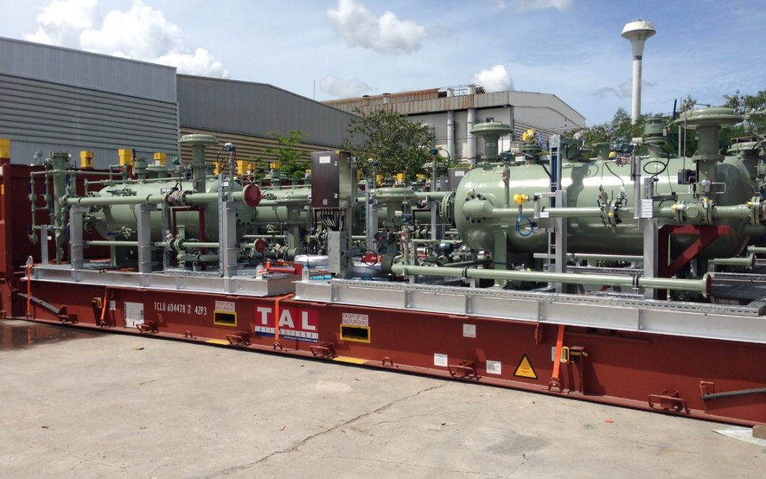 Fabrication Experience with Major APLNG Supplier