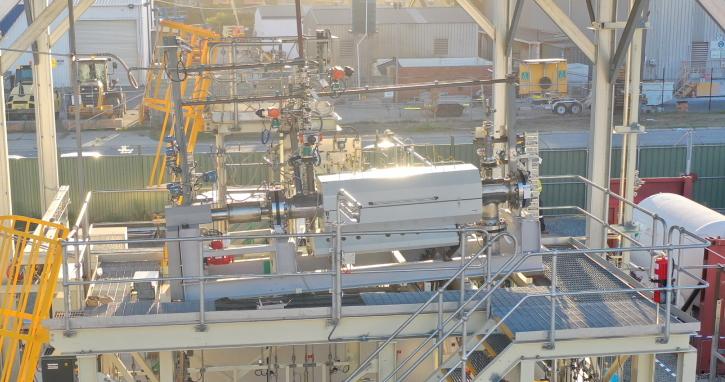 High-Temperature Reactor Design