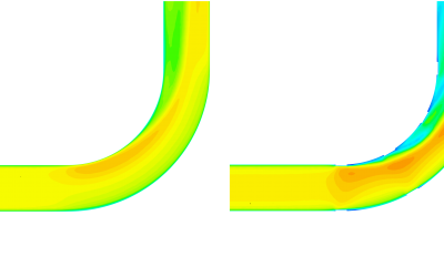Flow Simulation in Piping